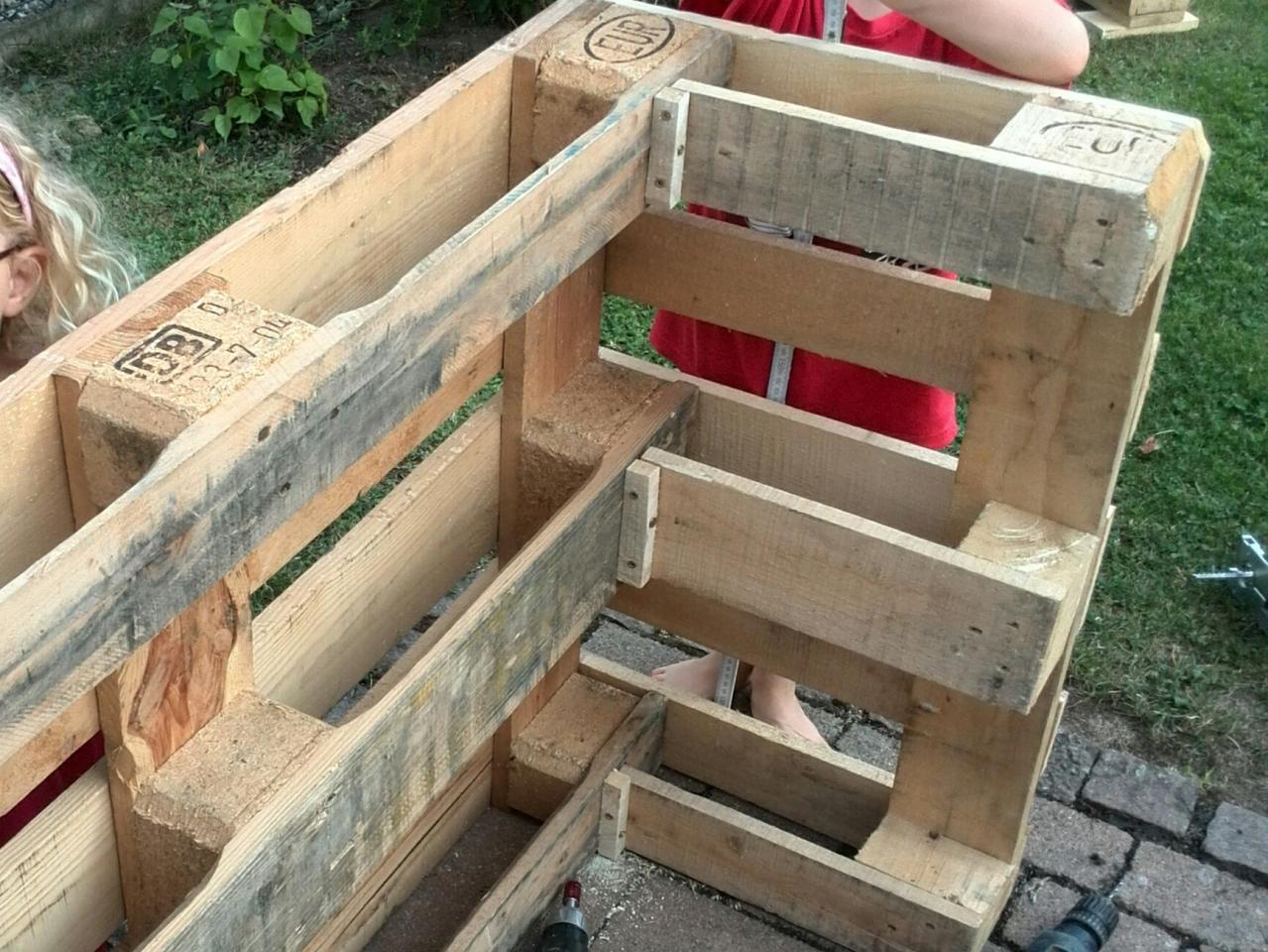Outdoor Küche Für Kinder : Outdoor küche kinder bauen. gelbe küche quelle arbeitsplatte 28mm