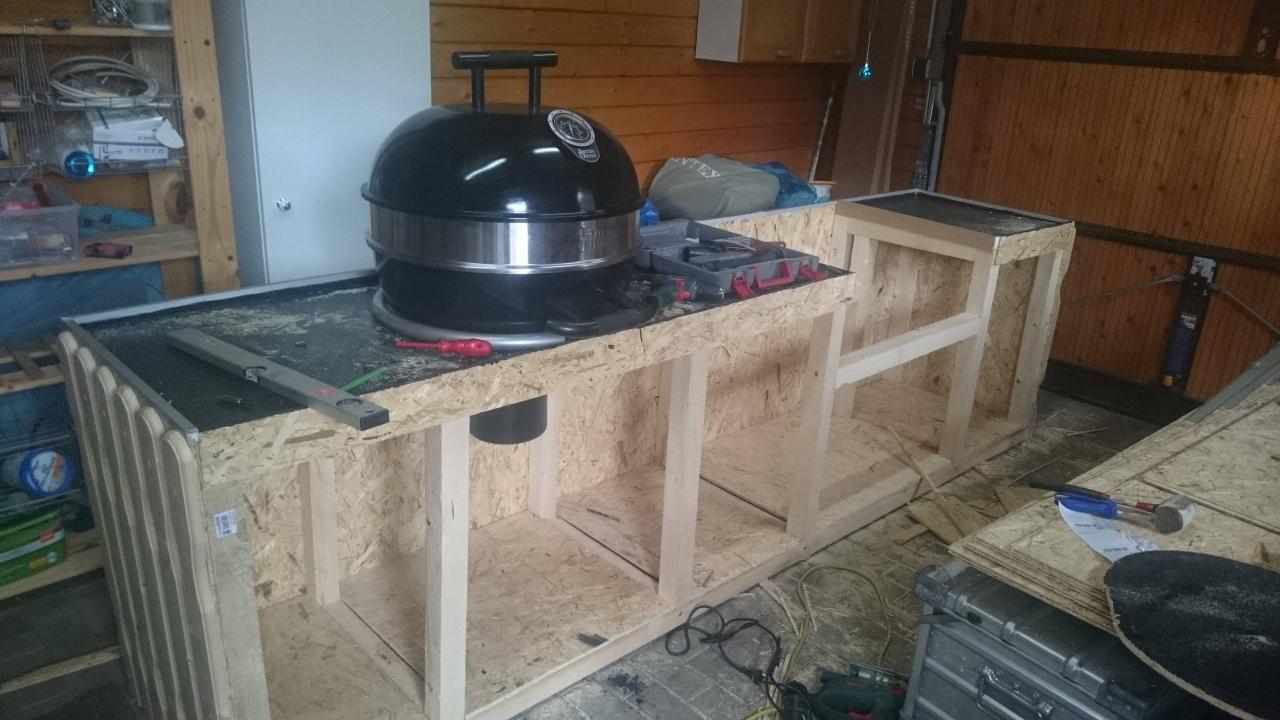 Outdoorküche Bausatz Anleitung : Outdoor küche bauanleitung. wandabschlussleiste arbeitsplatte küche