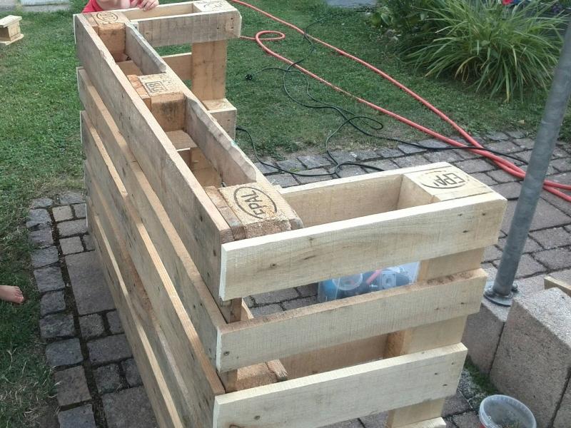 Outdoor Küche Aus Paletten Selber Bauen : Bauanleitung outdoor küche kinder: outdoor küche kinder bauen im
