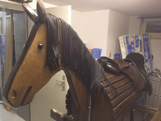Wandschablonen Ausdrucken Pferd Tier Muster