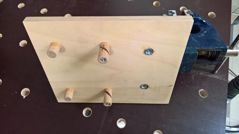 Oberfräsenplatte in Werkbank einlassen - Bauanleitung zum ...