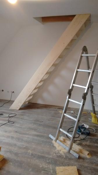 Fabulous Holztreppe - Bauanleitung zum Selberbauen - 1-2-do.com - Deine KM71