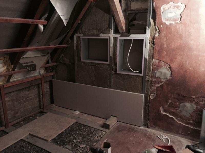 trockenfbau cher einbauregal erstellen bauanleitung zum selberbauen 1 2 deine. Black Bedroom Furniture Sets. Home Design Ideas