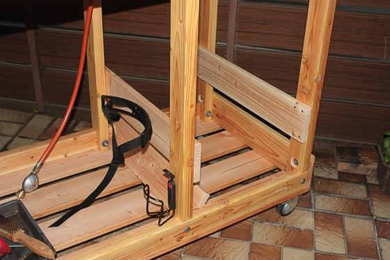 Unterstand Für Gasgrill : Grilltisch für den gasgrill bauanleitung zum selberbauen 1 2 do
