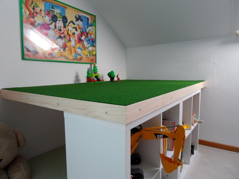 Kinderzimmer Höhle | Hohle Spielplattformr Kinderzimmer Bauanleitung Zum Selberbauen