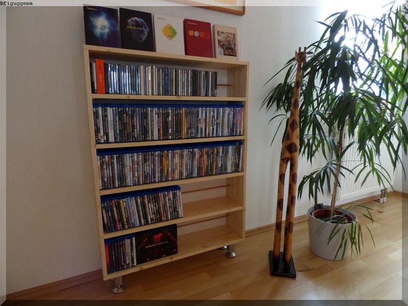 Bluray/DVD - Regal - Bauanleitung zum Selberbauen - 1-2-do ...