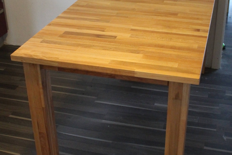 k chentisch version 2 bauanleitung zum selberbauen 1 2 deine heimwerker community. Black Bedroom Furniture Sets. Home Design Ideas