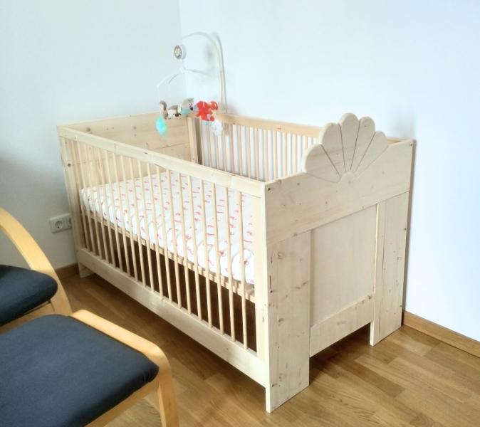 Hervorragend Babybett für Anfänger - Bauanleitung zum Selberbauen - 1-2-do.com XW71