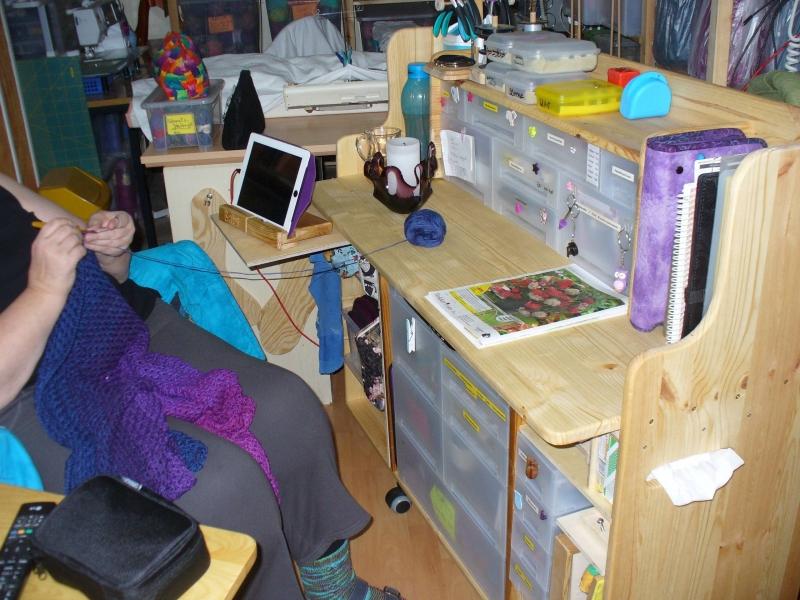 Mobiler Arbeitstisch Für Die Gattin Bauanleitung Zum Selberbauen