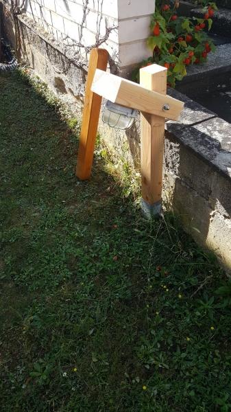 Gartenleuchte Rustikal Nachbau Bauanleitung Zum Selberbauen 1 2 Do Deine Heimwerker Community