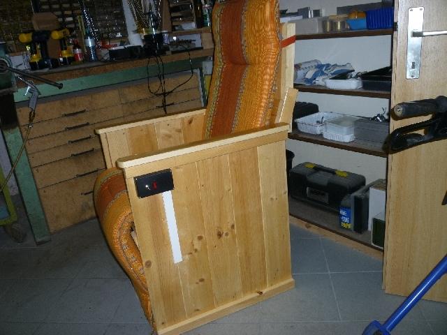 Der Elektrische Stuhl Für Mich Bauanleitung Zum Selberbauen
