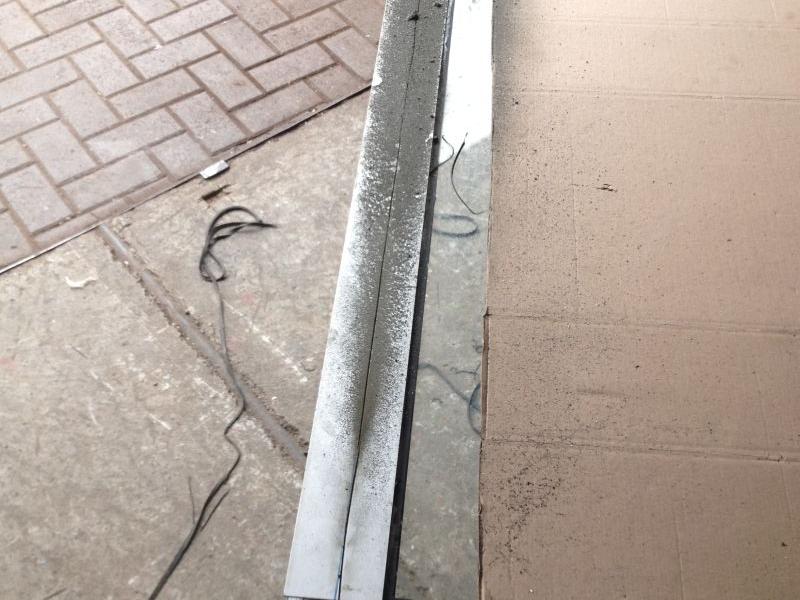 Vordach für Kellertür - Bauanleitung zum Selberbauen - 1-2-do.com ...