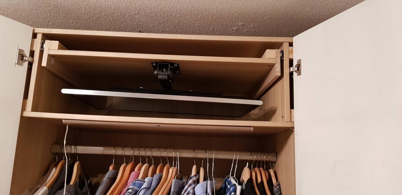 Fernseher Im Schrank Verstecken Bauanleitung Zum Selberbauen 1