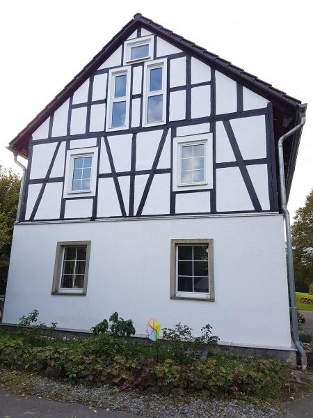 Favorit Fenster Rahmen im Fachwerkhaus erneuern - Bauanleitung zum RC87