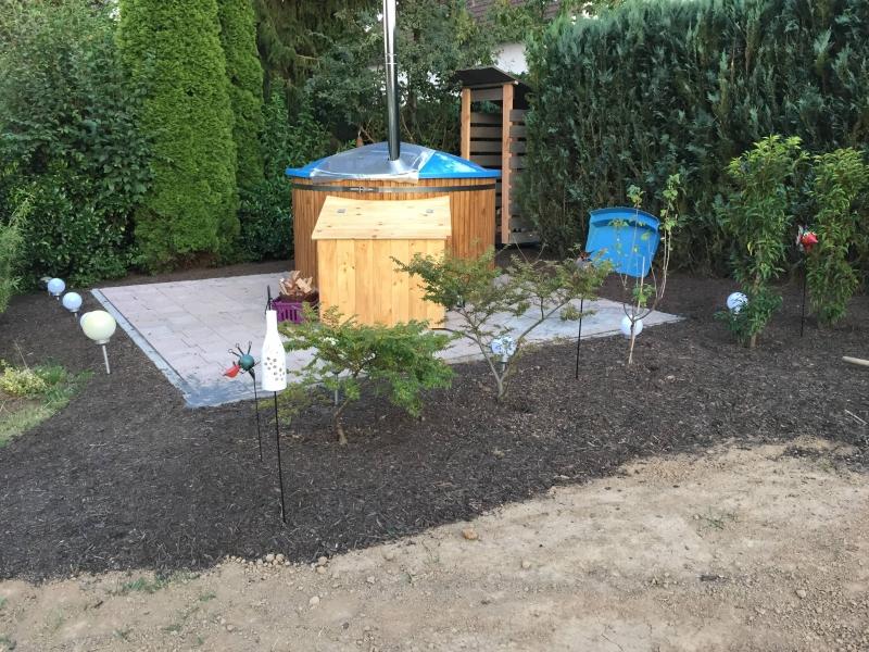Whirlpool Im Garten Bauanleitung Zum Selberbauen 1 2 Docom