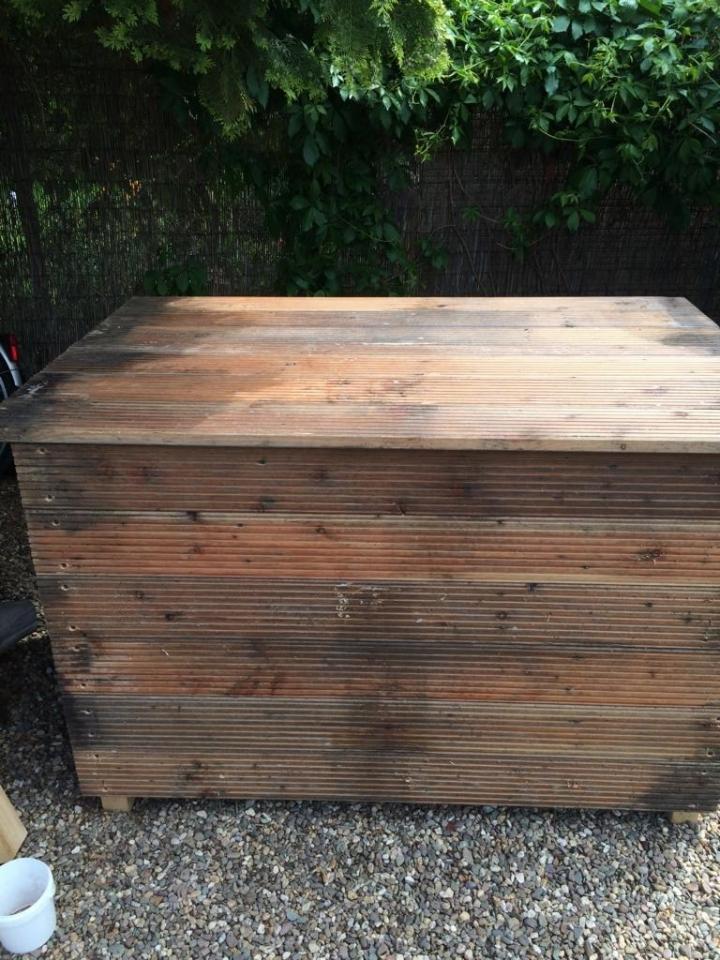 Auflagenbox Bauanleitung Zum Selberbauen 1 2 Docom