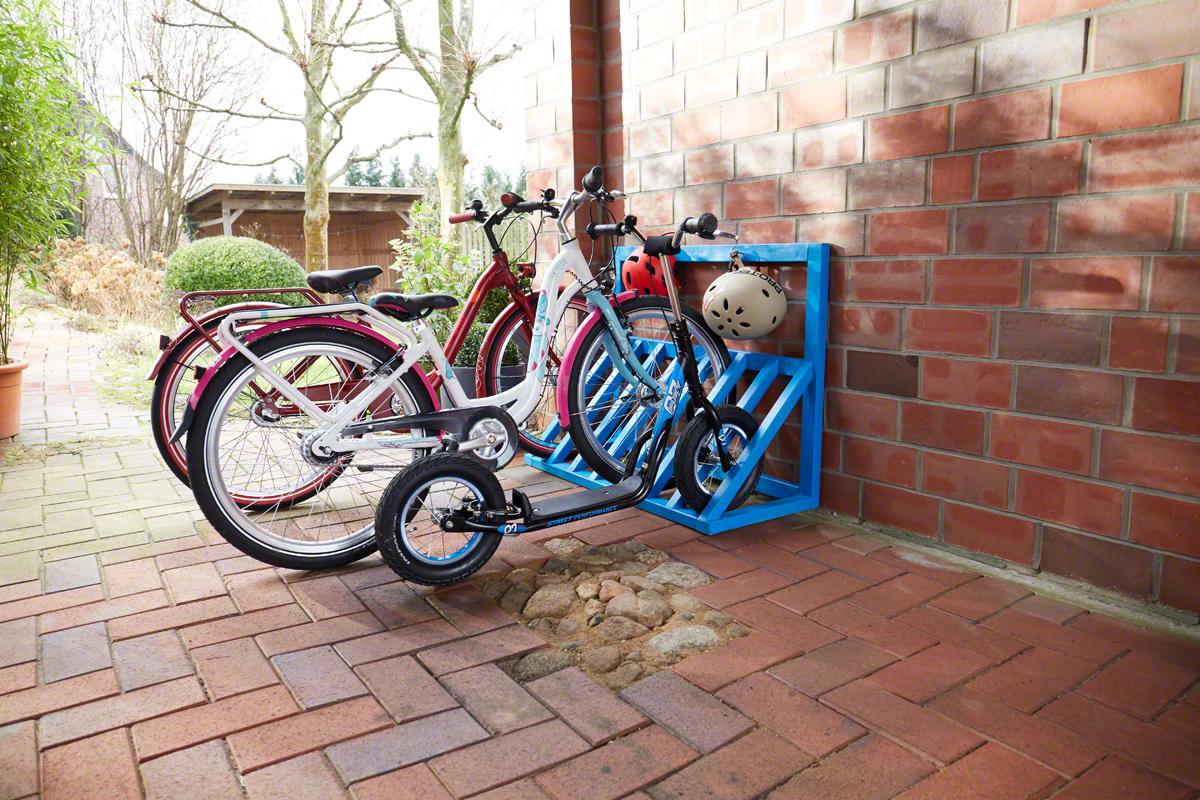 fahrradständer - bauanleitung zum selberbauen - 1-2-do - deine