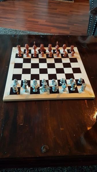 Schachspiel Bauanleitung Zum Selberbauen 1 2 Do Com Deine