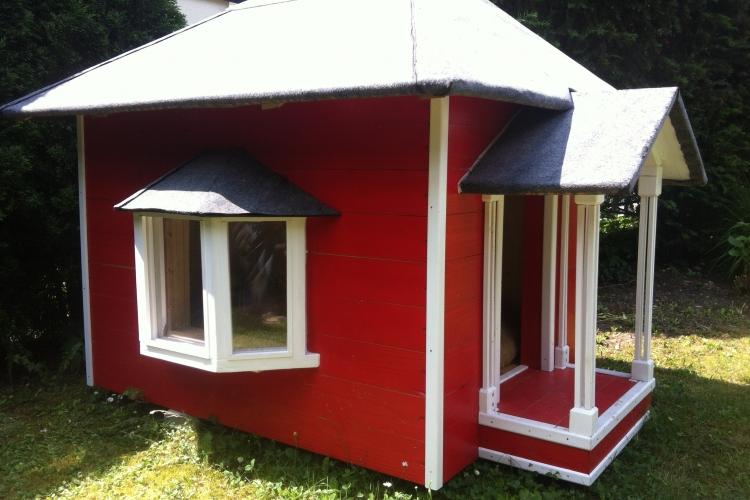 hundeh tte bauanleitung zum selberbauen 1 2 deine heimwerker community. Black Bedroom Furniture Sets. Home Design Ideas