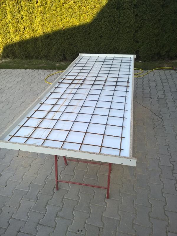 Terrassentisch mit tischplatte aus beton bauanleitung zum selberbauen 1 2 deine for Tischplatte selber bauen