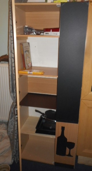Küchenschrank für meine Backsachen - Bauanleitung zum ...