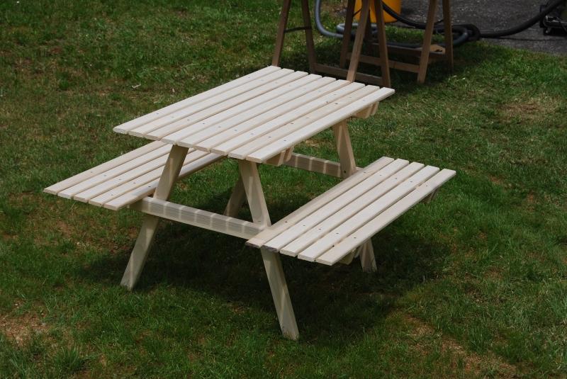 Picknicktisch Fur Kinder Gartentisch Bauanleitung Zum