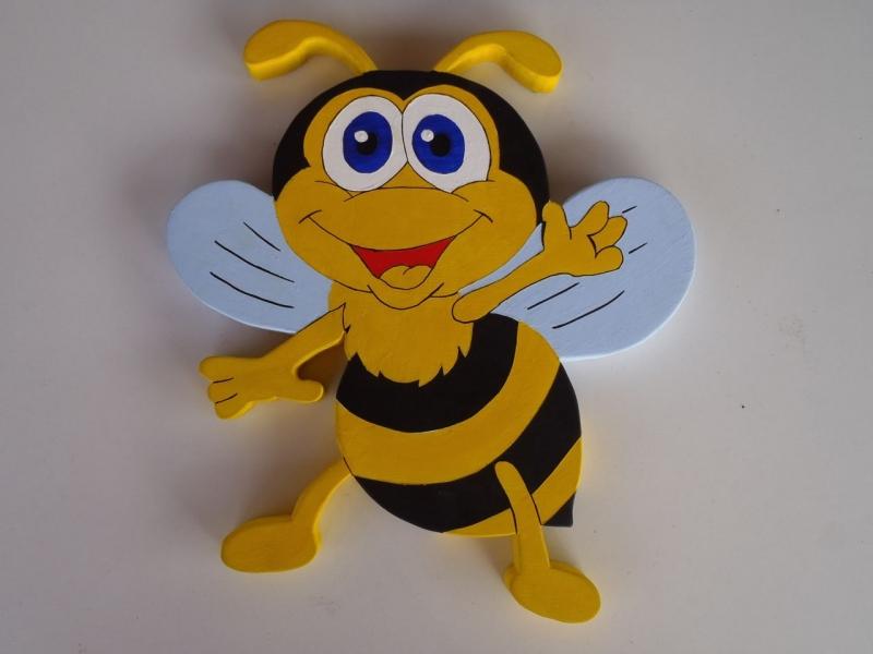 Bienen Basteln Anleitung Und Ideen Fur Verschiedene 9