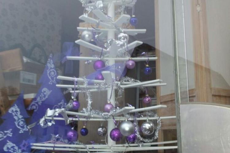 Weihnachtsbaum aus lattenrost bauanleitung zum selberbauen 1 2 deine heimwerker - Lattenrost als deko ...