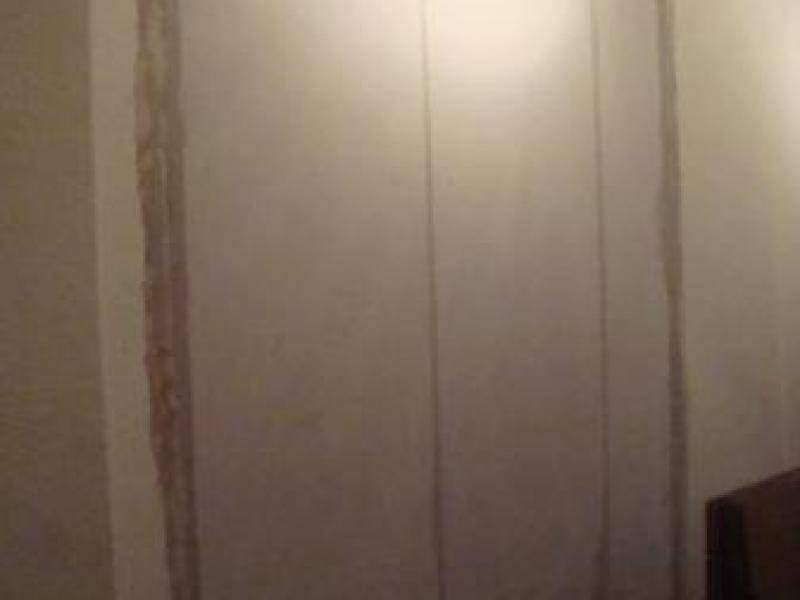 Schließen eines Wanddurchbruchs - Bauanleitung zum Selberbauen - 1-2 ...