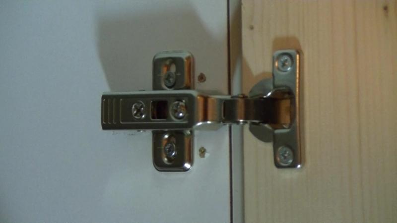 Relativ Schranktüren mit Topfscharnieren - Bauanleitung zum Selberbauen MP55