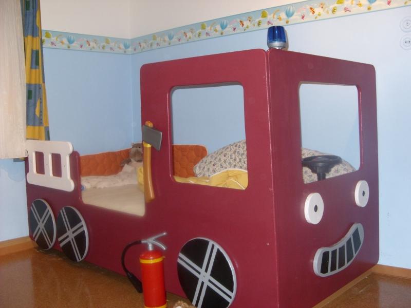 Kinderbett Feuerwehr Bauanleitung Zum Selberbauen 1 2 Do