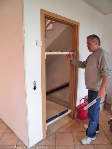Montagehilfe Fur Turzargen Zimmerturen Bauanleitung Zum