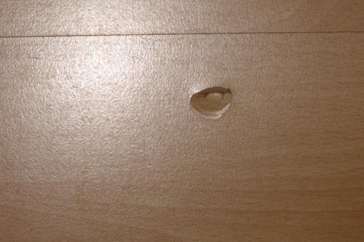 laminat reparieren lcher clou holzpaste zum reparieren und auskitten von holzschden buche er. Black Bedroom Furniture Sets. Home Design Ideas