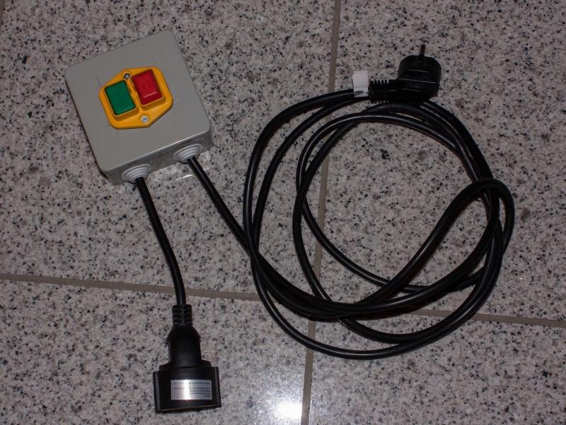 Nullspannungsschalter für Bohr- und Fräsständer - Bauanleitung zum ...
