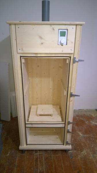 r ucher ofen kammer zum kaltr uchern bauanleitung zum selberbauen 1 2 deine. Black Bedroom Furniture Sets. Home Design Ideas