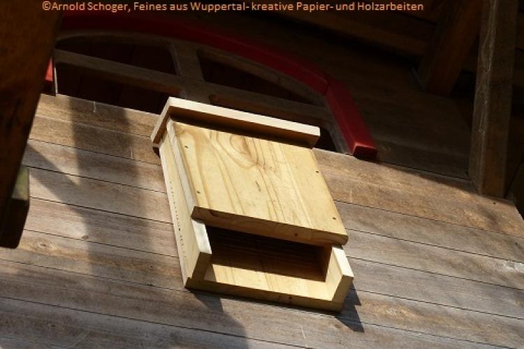 fledermauskasten mit der pks 18 li ges gt bauanleitung zum selberbauen 1 2 deine. Black Bedroom Furniture Sets. Home Design Ideas