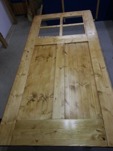Fabulous Türen auf Maß einfach selber bauen - Bauanleitung zum Selberbauen XS21