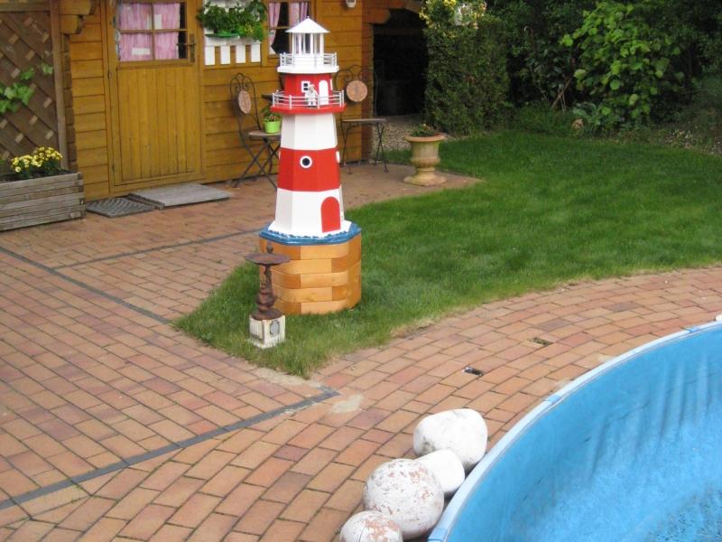 Leuchtturm f r den garten bauanleitung zum selberbauen 1 2 deine heimwerker community - Leuchtturm selber bauen ...