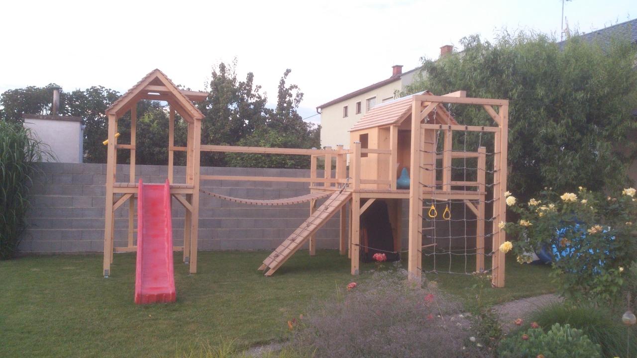 kletterturm für meine kinder - bauanleitung zum selberbauen - 1-2-do