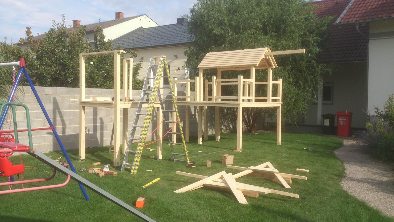 Klettergerüst Für Kinderzimmer Selber Bauen : Kletterturm für meine kinder bauanleitung zum selberbauen
