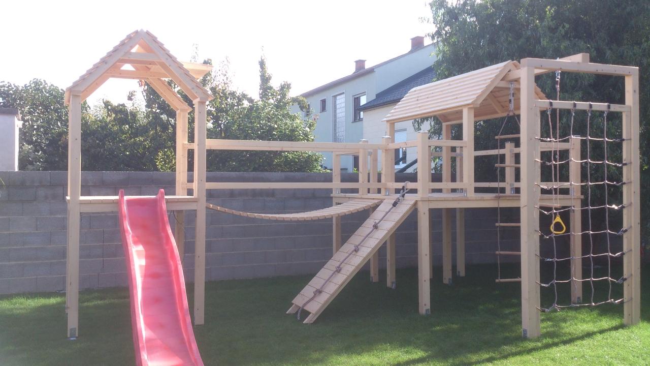 Kletterturm Für Meine Kinder Bauanleitung Zum Selberbauen 1 2 Do