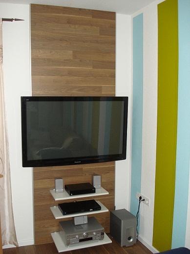 TV HiFi Wand