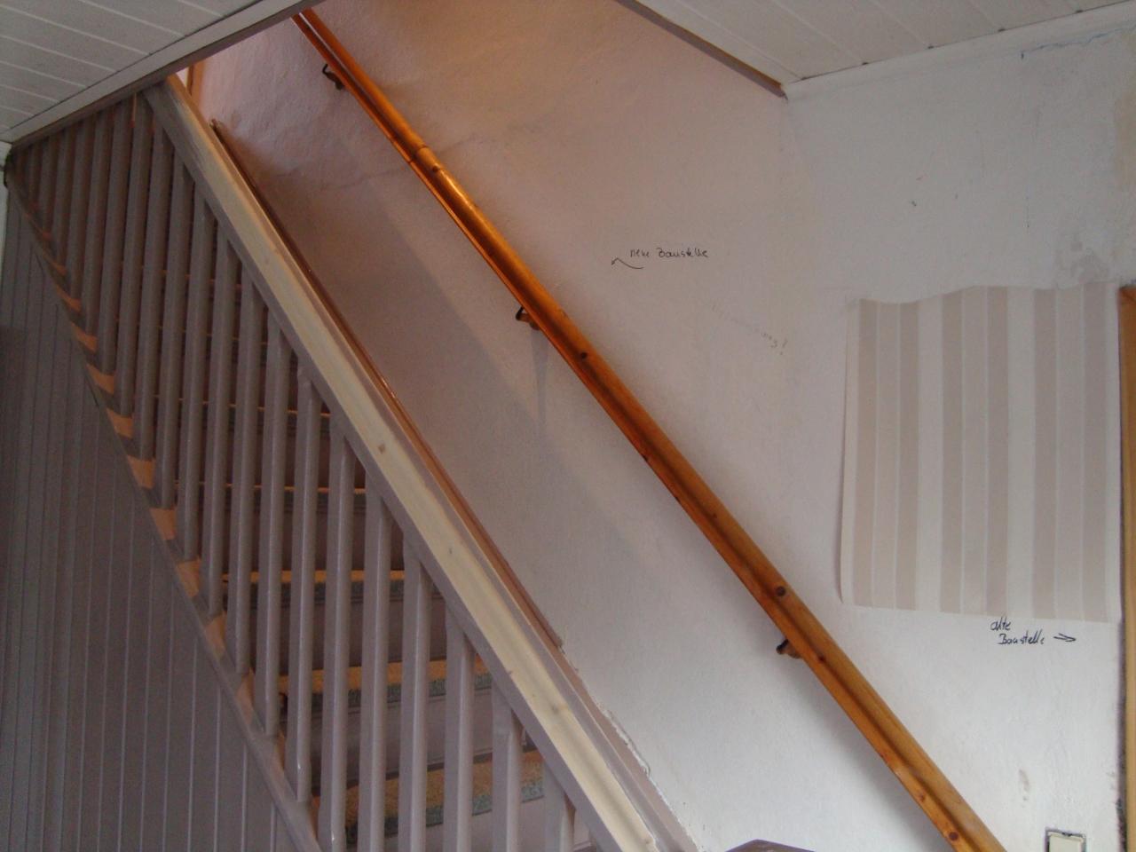Schleifen Schleifen Schleifen Der Treppe Und Der Turen Bauanleitung Zum Selberbauen 1 2 Do Com Deine Heimwerker Community