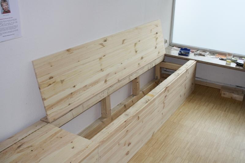 bauanleitung sitzbank mit truhe selber bauen, wenn man stauraum braucht - bauanleitung zum selberbauen - 1-2-do, Design ideen