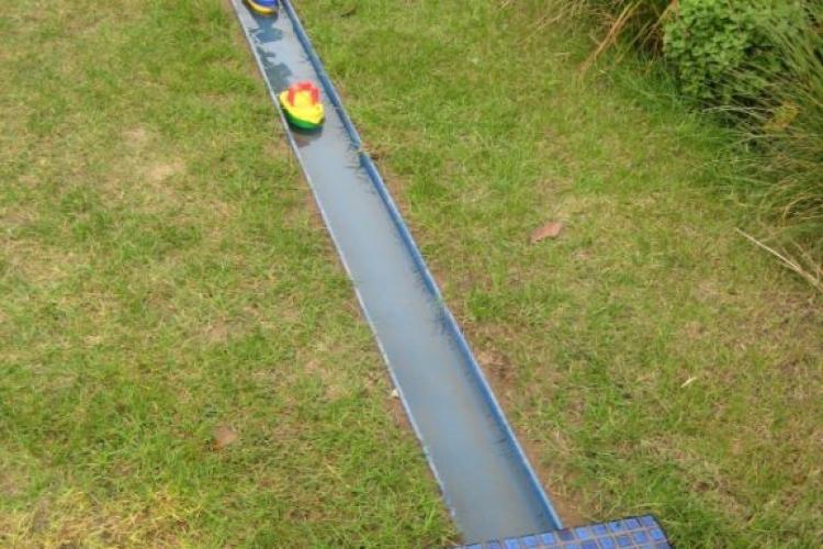 Wasserbahn Für Kleine Boote Bauanleitung Zum Selberbauen 1 2 Do