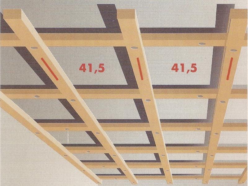 decken verkleiden auf die unterkonstruktion kommt es an bauanleitung zum selberbauen 1 2. Black Bedroom Furniture Sets. Home Design Ideas
