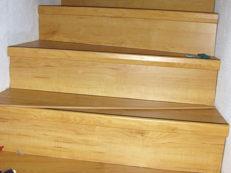 Treppe Renovieren Laminat Finest Classicline Bergeiche Laminat With