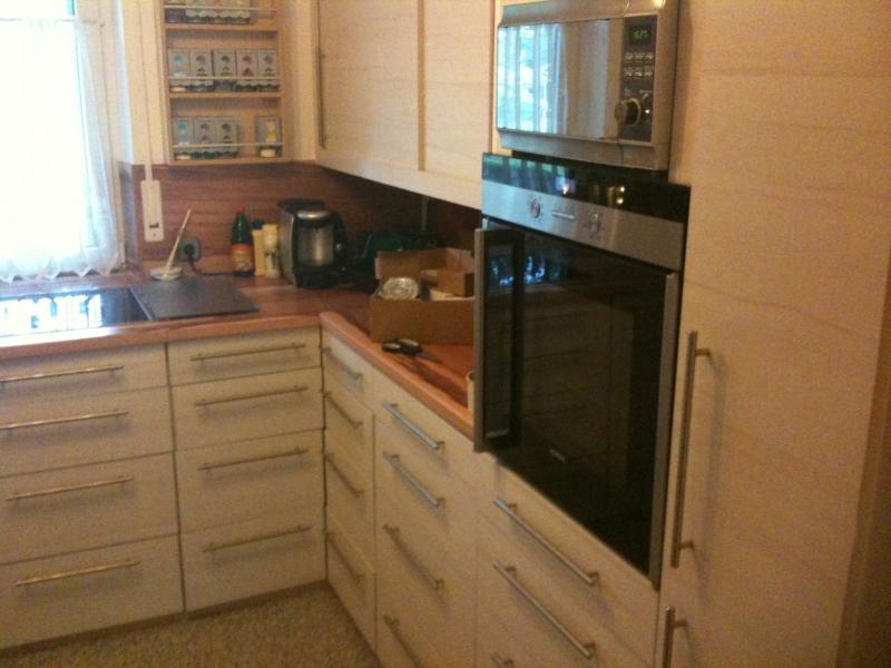 Bau einer Einbauküche - Bauanleitung zum Selberbauen - 1-2 ...