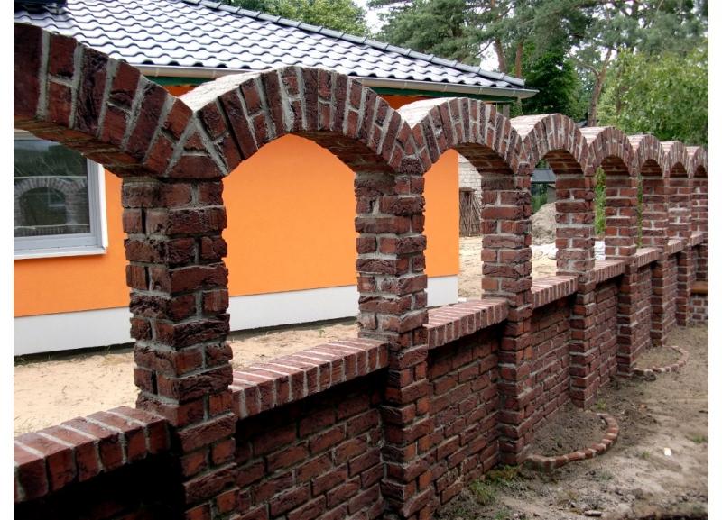 Mauer Mit Rundbögen Bauanleitung Zum Selberbauen 1 2 Do Deine Heimwerker Community