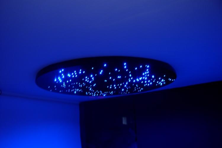 Sternenhimmel bauanleitung zum selberbauen 1 2 for Sternenhimmel schlafzimmer